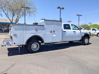 2021 Ram 4500 Crew Cab DRW 4x4, Reading Master Mechanics HD Welder Body #21P00015 - photo 6