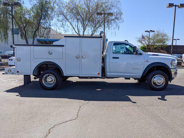 2021 Ram 4500 Regular Cab DRW 4x2, Reading Welder Body #21P00016 - photo 6