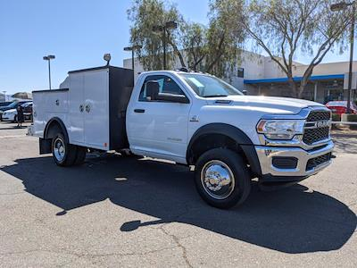 2021 Ram 4500 Regular Cab DRW 4x2, Reading Welder Body #21P00016 - photo 7