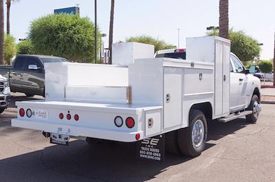 2021 Ram 3500 Crew Cab DRW 4x4, Scelzi Welder Body #21P00020 - photo 5