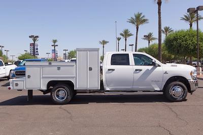 2021 Ram 3500 Crew Cab DRW 4x4, Scelzi Welder Body #21P00020 - photo 6