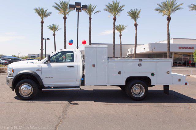2021 Ram 5500 Regular Cab DRW 4x2, Scelzi Welder Body #21P00022 - photo 3