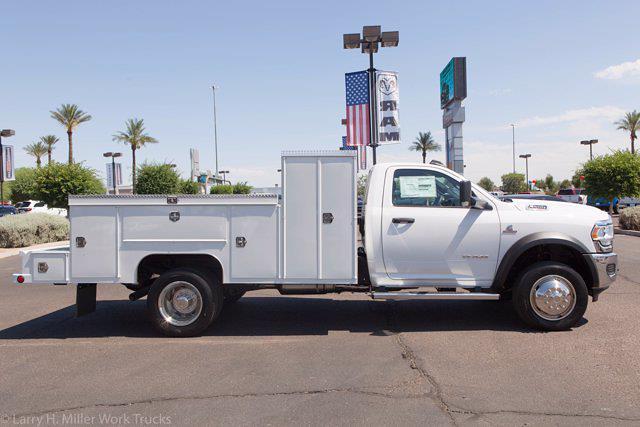 2021 Ram 5500 Regular Cab DRW 4x2, Scelzi Welder Body #21P00022 - photo 11