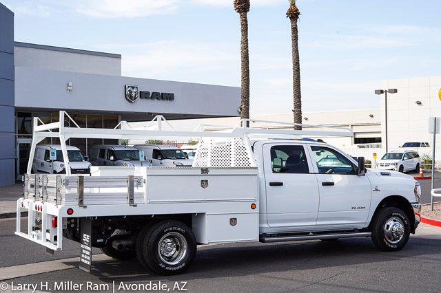 2021 Ram 3500 Crew Cab DRW 4x4, Scelzi Contractor Body #21P00024 - photo 1