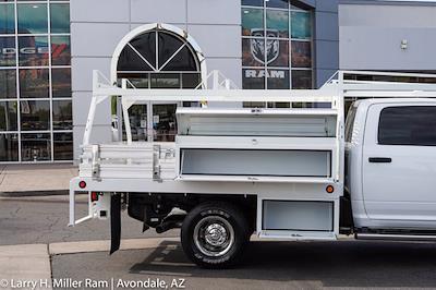 2021 Ram 3500 Crew Cab DRW 4x4, Scelzi CTFB Contractor Body #21P00024 - photo 5