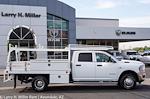 2021 Ram 3500 Crew Cab DRW 4x4, Scelzi CTFB Contractor Body #21P00024 - photo 3