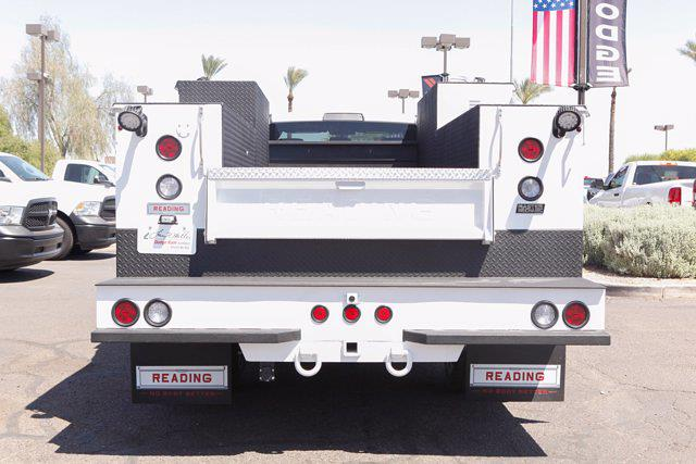 2021 Ram 5500 Regular Cab DRW 4x4, Reading Master Mechanics HD Welder Body #21P00026 - photo 4