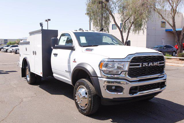 2021 Ram 5500 Regular Cab DRW 4x4, Reading Master Mechanics HD Welder Body #21P00026 - photo 7
