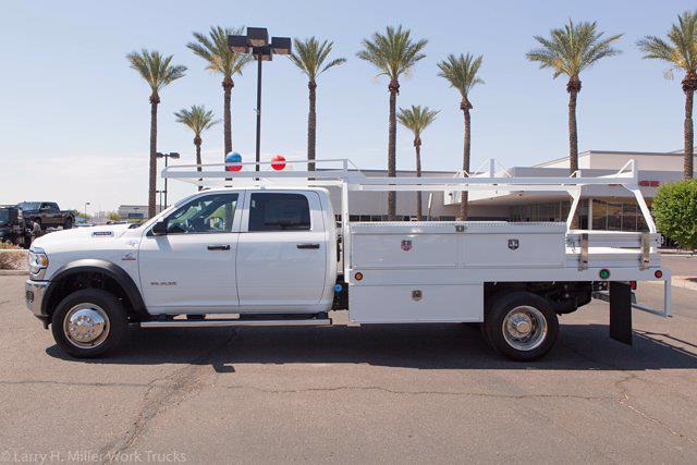 2021 Ram 4500 Crew Cab DRW 4x4, Scelzi SEC Contractor Body #21P00029 - photo 3