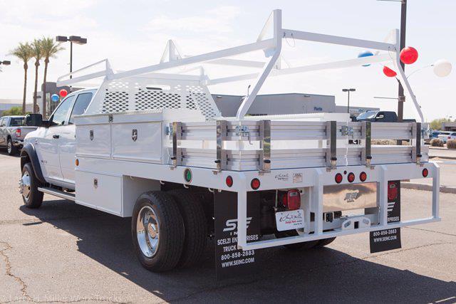 2021 Ram 4500 Crew Cab DRW 4x4, Scelzi Contractor Body #21P00029 - photo 1