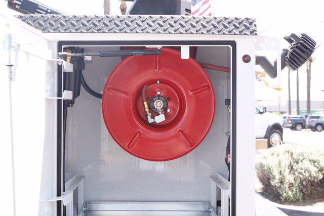2021 Ram 5500 Crew Cab DRW 4x4, Reading Master Mechanic HD Crane Mechanics Body #21P00030 - photo 12