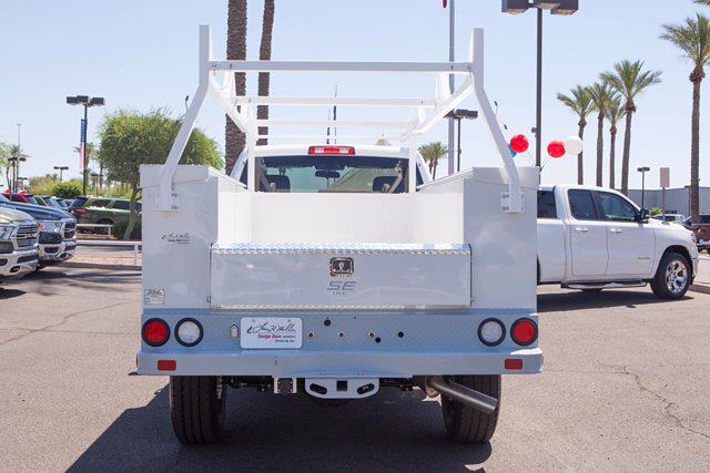 2021 Ram 2500 Regular Cab 4x4, Scelzi Signature Service Body #21P00031 - photo 3