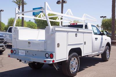 2021 Ram 2500 Regular Cab 4x4, Scelzi Signature Service Body #21P00031 - photo 4