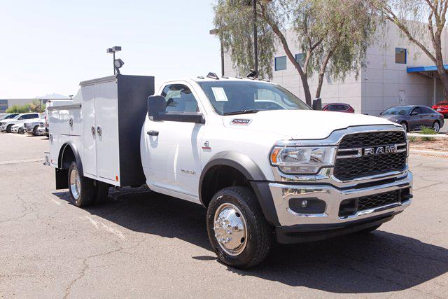 2021 Ram 5500 Regular Cab DRW 4x4, Reading Master Mechanics HD Welder Body #21P00032 - photo 7
