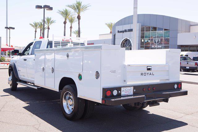 2021 Ram 5500 Crew Cab DRW 4x2, Royal Truck Body Service Body #21P00040 - photo 1