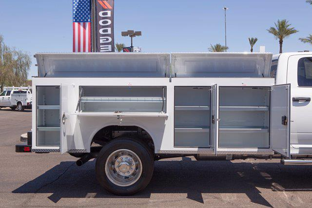 2021 Ram 5500 Crew Cab DRW 4x2, Royal Truck Body Service Body #21P00040 - photo 13