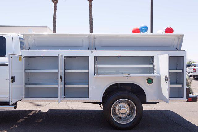 2021 Ram 5500 Crew Cab DRW 4x2, Royal Truck Body Service Body #21P00040 - photo 9