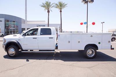 2021 Ram 5500 Crew Cab DRW 4x2, Royal Truck Body Service Body #21P00040 - photo 3