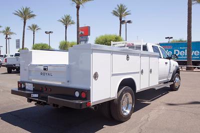 2021 Ram 5500 Crew Cab DRW 4x2, Royal Truck Body Service Body #21P00040 - photo 5