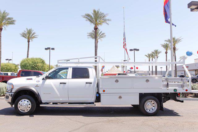 2021 Ram 5500 Crew Cab DRW 4x4, Royal Truck Body Contractor Body #21P00041 - photo 5