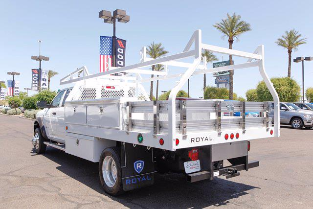 2021 Ram 5500 Crew Cab DRW 4x4, Royal Truck Body Contractor Body #21P00041 - photo 1