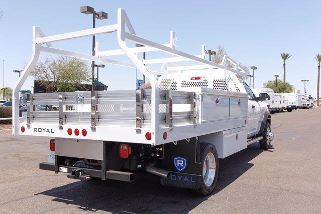2021 Ram 5500 Crew Cab DRW 4x4, Royal Truck Body Contractor Body #21P00041 - photo 6