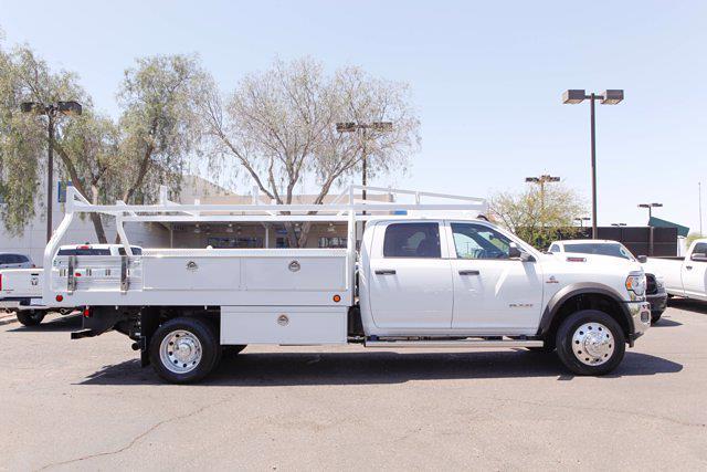 2021 Ram 5500 Crew Cab DRW 4x4, Royal Truck Body Contractor Body #21P00041 - photo 7