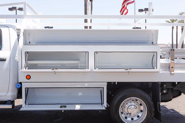 2021 Ram 5500 Crew Cab DRW 4x4, Royal Truck Body Contractor Body #21P00041 - photo 8