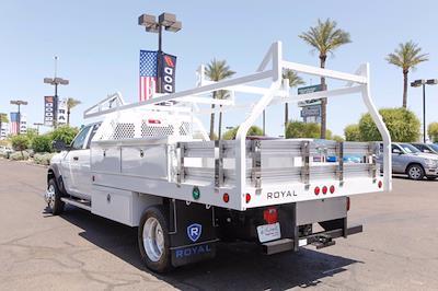 2021 Ram 5500 Crew Cab DRW 4x4, Royal Truck Body Contractor Body #21P00041 - photo 2