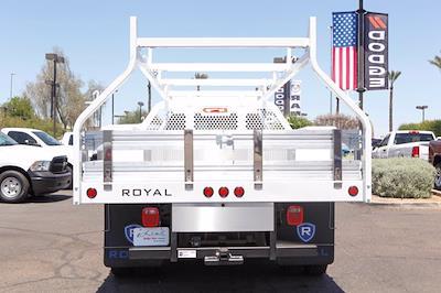 2021 Ram 5500 Crew Cab DRW 4x4, Royal Truck Body Contractor Body #21P00041 - photo 4