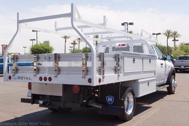 2021 Ram 5500 Crew Cab DRW 4x4, Royal Truck Body Contractor Body #21P00042 - photo 10