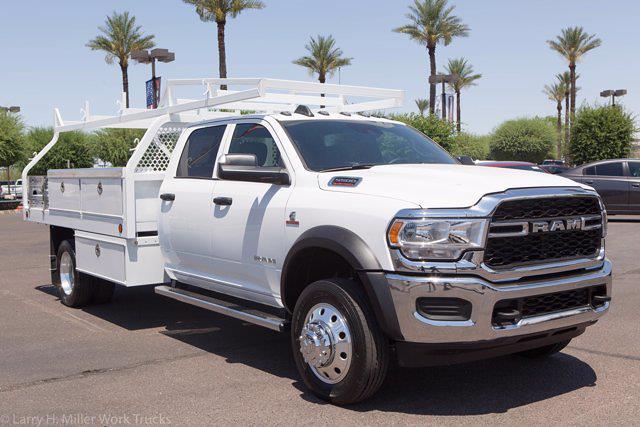 2021 Ram 5500 Crew Cab DRW 4x4, Royal Truck Body Contractor Body #21P00042 - photo 15