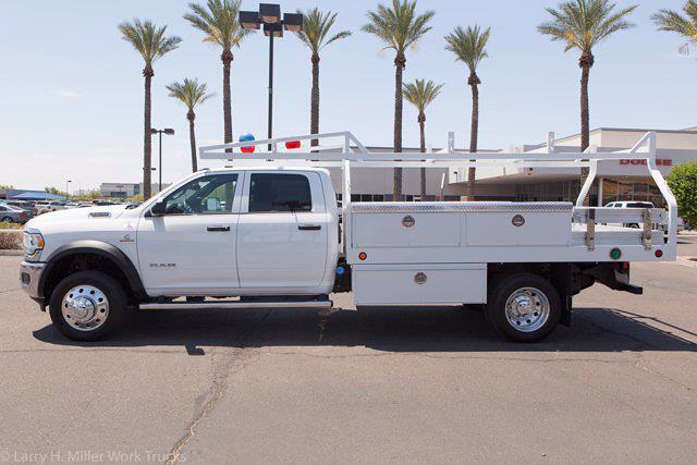 2021 Ram 5500 Crew Cab DRW 4x4, Royal Truck Body Contractor Body #21P00042 - photo 4
