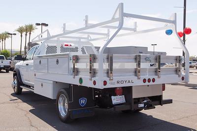 2021 Ram 5500 Crew Cab DRW 4x4, Royal Truck Body Contractor Body #21P00042 - photo 2
