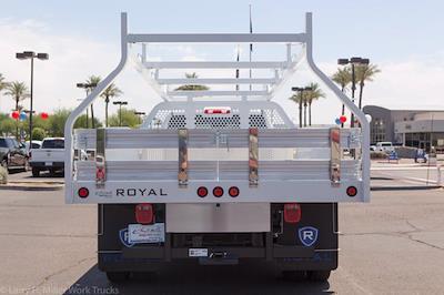 2021 Ram 5500 Crew Cab DRW 4x4, Royal Truck Body Contractor Body #21P00042 - photo 8