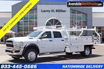 2021 Ram 5500 Crew Cab DRW 4x4, Royal Truck Body Contractor Body #21P00042 - photo 1