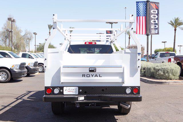 2021 Ram 2500 Crew Cab 4x2, Royal Truck Body Service Body #21P00043 - photo 4