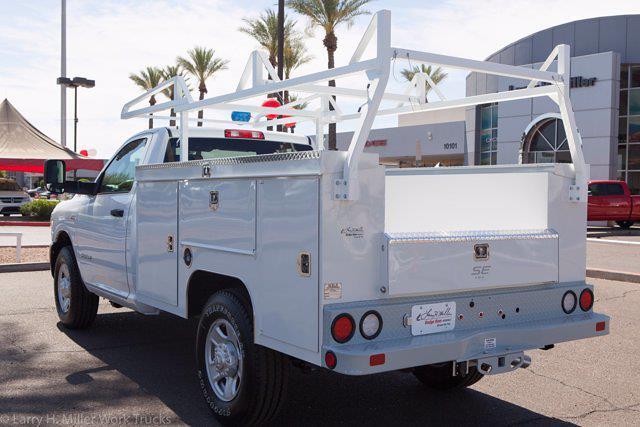 2021 Ram 2500 Regular Cab 4x2, Scelzi Service Body #21P00048 - photo 1
