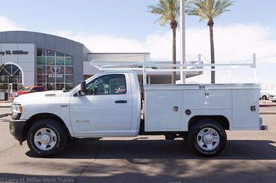 2021 Ram 2500 Regular Cab 4x2, Scelzi Signature Service Body #21P00048 - photo 4