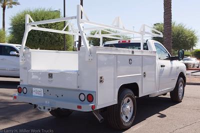 2021 Ram 2500 Regular Cab 4x2, Scelzi Signature Service Body #21P00048 - photo 9