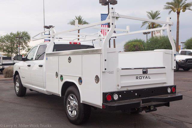 2021 Ram 2500 Crew Cab 4x2, Royal Truck Body Service Body #21P00051 - photo 1