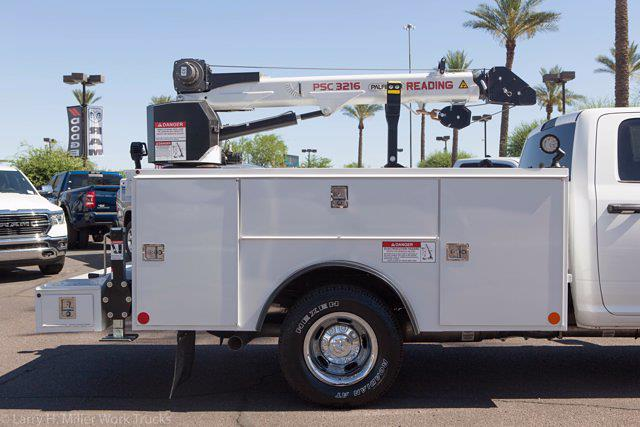 2021 Ram 3500 Crew Cab DRW 4x4, Reading Master Mechanic HD Crane Mechanics Body #21P00052 - photo 14