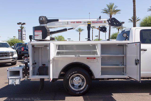 2021 Ram 3500 Crew Cab DRW 4x4, Reading Master Mechanic HD Crane Mechanics Body #21P00052 - photo 15