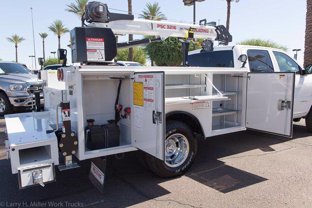 2021 Ram 3500 Crew Cab DRW 4x4, Reading Master Mechanic HD Crane Mechanics Body #21P00052 - photo 16