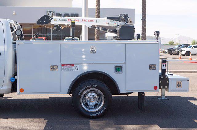 2021 Ram 3500 Crew Cab DRW 4x4, Reading Mechanics Body #21P00052 - photo 1