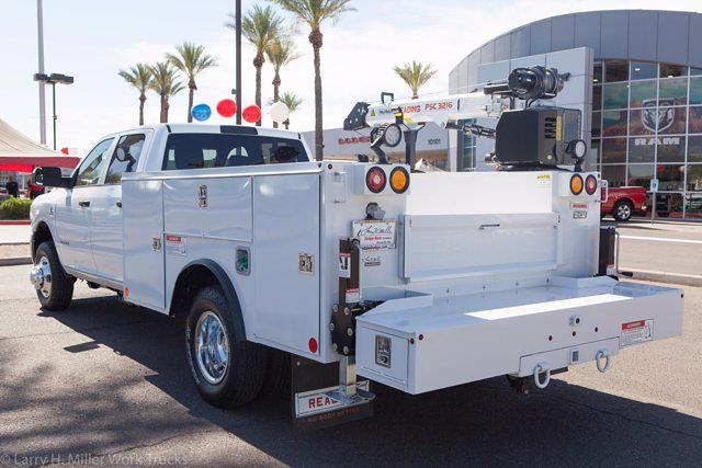 2021 Ram 3500 Crew Cab DRW 4x4, Reading Master Mechanic HD Crane Mechanics Body #21P00052 - photo 6