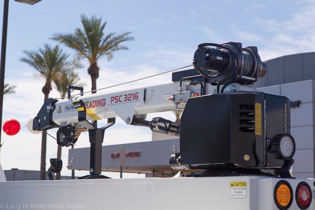 2021 Ram 3500 Crew Cab DRW 4x4, Reading Master Mechanic HD Crane Mechanics Body #21P00052 - photo 8