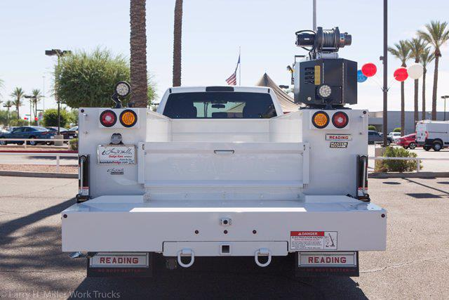 2021 Ram 3500 Crew Cab DRW 4x4, Reading Master Mechanic HD Crane Mechanics Body #21P00052 - photo 9