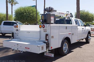 2021 Ram 3500 Crew Cab DRW 4x4, Reading Master Mechanic HD Crane Mechanics Body #21P00052 - photo 11