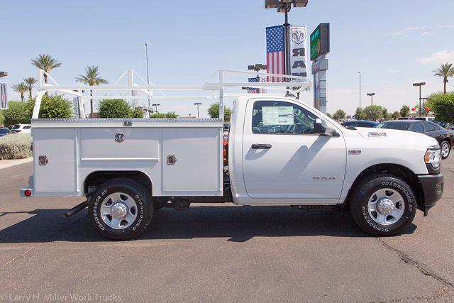 2021 Ram 2500 Regular Cab 4x2, Scelzi Signature Service Body #21P00054 - photo 10